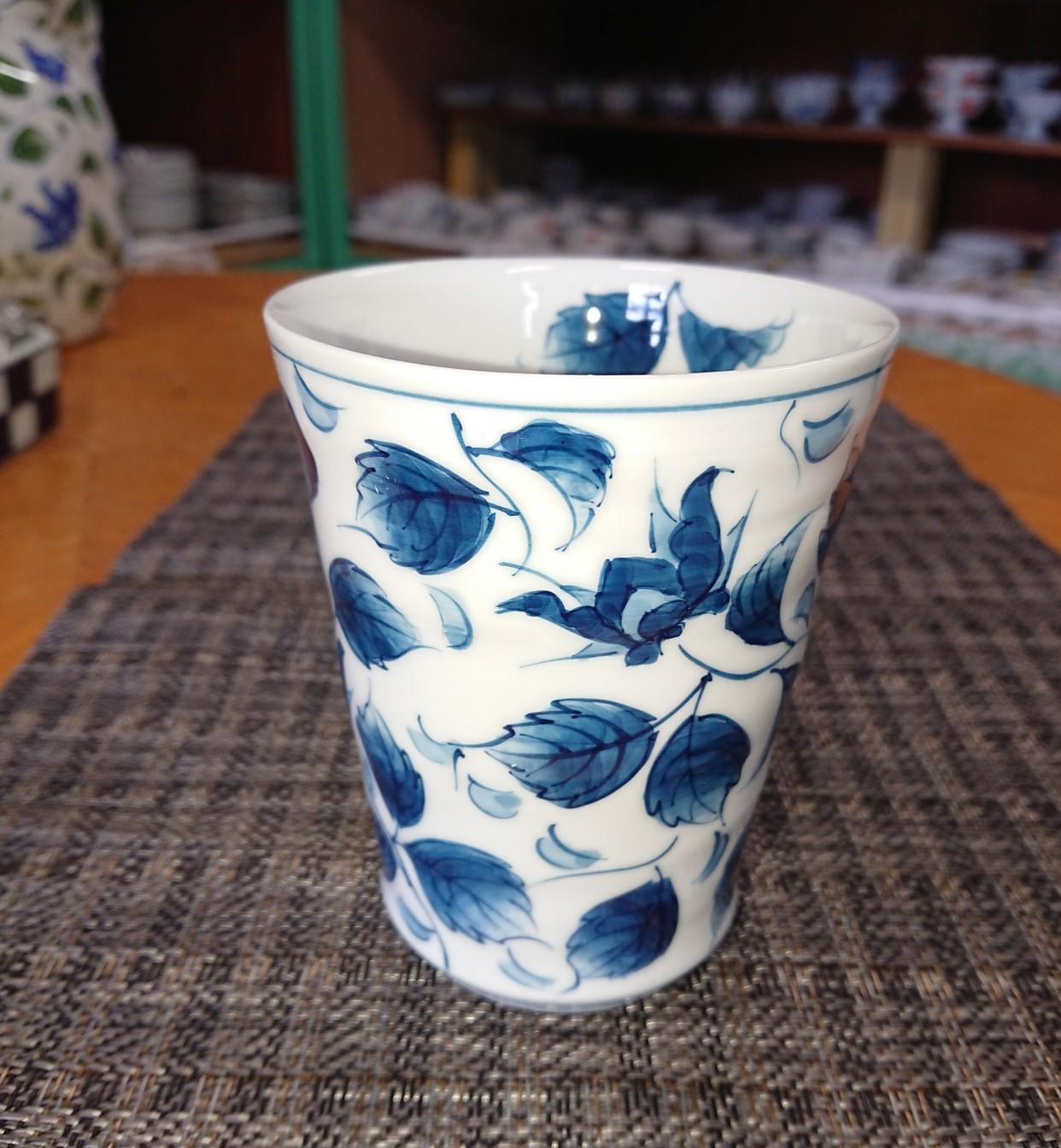 長崎県波佐見焼 藍彩窯
